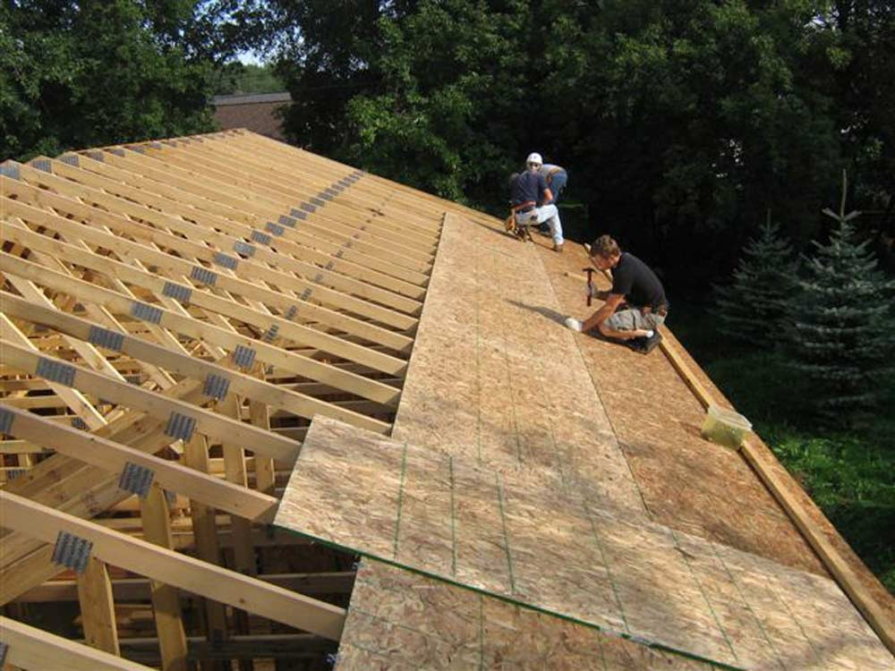 16 Osb Roof Sheathing 1 An S Roofing