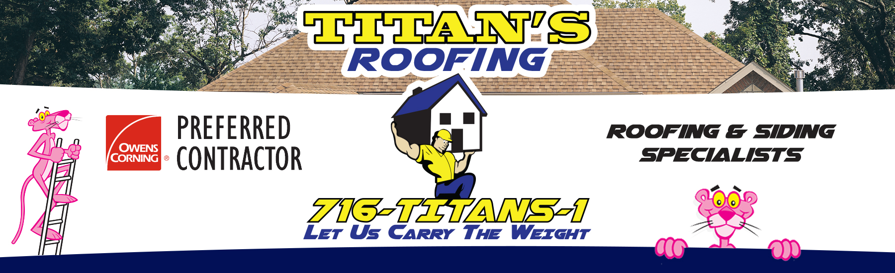 Gutters Titan S Roofing Roofing Siding Amp Exterior