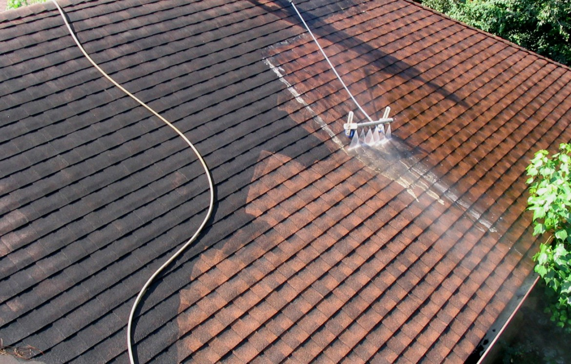 Why roof cleaning matters titan 39 s roofing - Reasons get roof cleaned ...